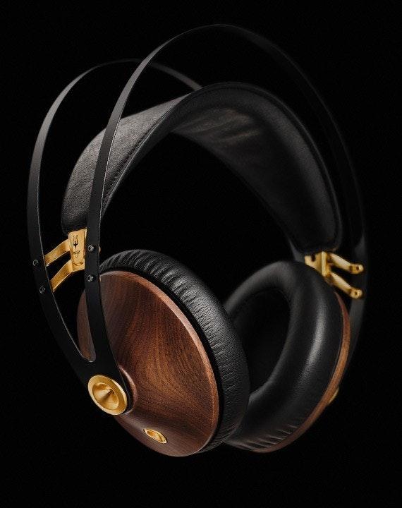 Meze 99 Classics Gold Wood Headphones