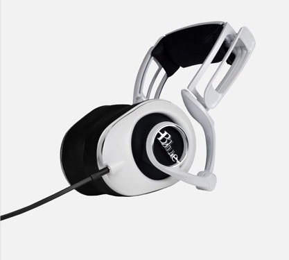 Blue Headphones - Passive