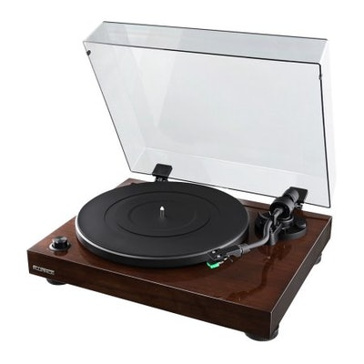 Fluance High Fidelity Vinyl Turntable Record Player with Dual Magnet Cartridge,