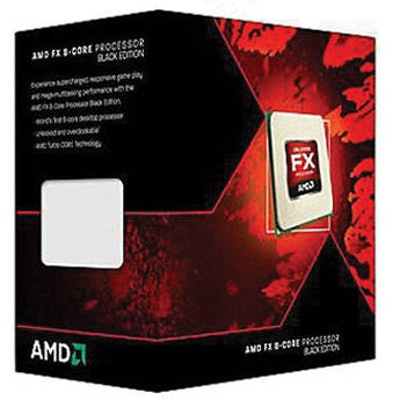 AMD 8-Core FX 9590 4.7 GHz Processor