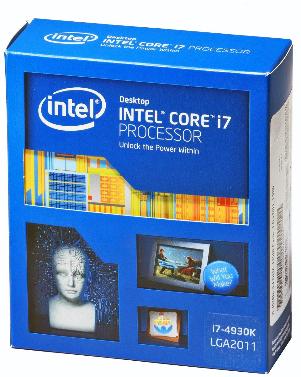 Intel® Core™ i7-4930K Processor (12M Cache, up to 3.90 GHz)