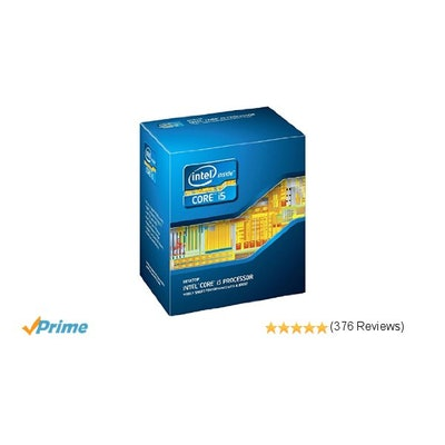 Amazon.com: Intel Core i5-4670K Quad-Core Desktop Processor 3.4 GHZ 6 MB Cache -