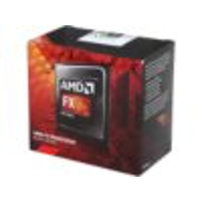 AMD Processor FX-8350 Black Edition Vishera 8-Core 4.0GHz (4.2GHz Turbo) Socket