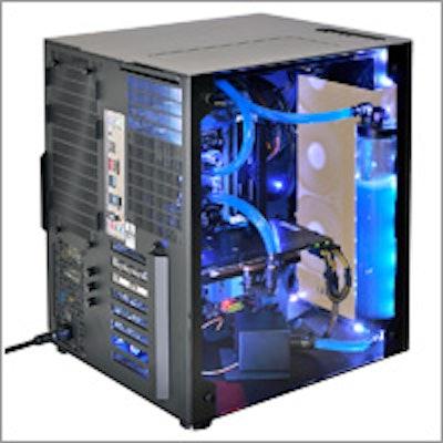 Lian-Li | PC-O8  Computer case