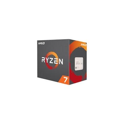 AMD RYZEN 7 1700X 8-Core 3.4 GHz (3.8 GHz Turbo) Socket AM4  95W YD170XBCAEWOF D