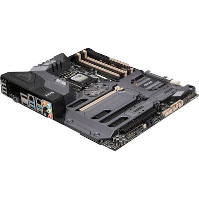 ASUS SABERTOOTH Z170 MARK 1 LGA 1151 Intel Z170 HDMI SATA 6Gb/s USB 3.1 USB 3.0