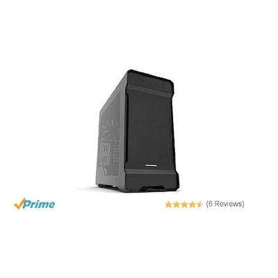Amazon.com: Phanteks Enthoo EVOLV ATX Mid Tower Chassis, Black Cases PH-ES515E_B