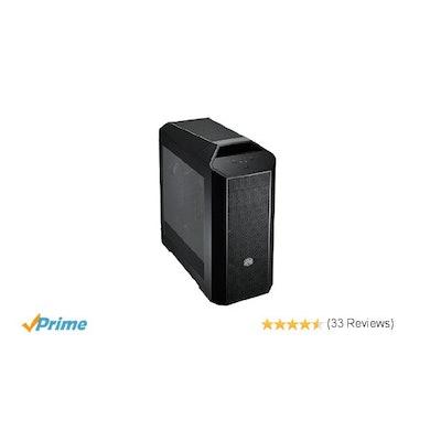 Amazon.com: Cooler Master MasterCase Pro 5 Mid-Tower Case with FreeForm Modular