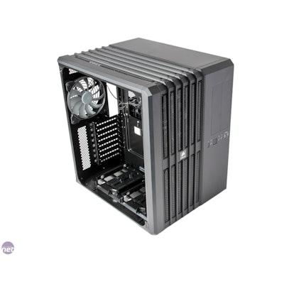 Corsair Carbide Series Air 540 (CC-9011030-WW) Black Steel / Plastic ATX Cube Hi