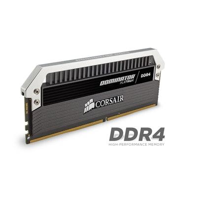 Dominator® Platinum Series 16GB (2 x 8GB) DDR4 DRAM 3000MHz