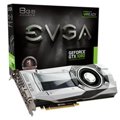 EVGA - Products - EVGA GeForce GTX 1080 FOUNDERS EDITION - 08G-P4-6180-KR