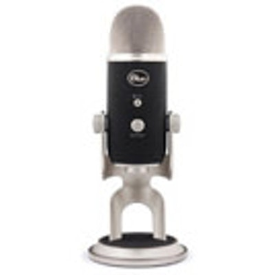 Blue Microphones | Yeti Pro - The Ultimate Professional USB Microphone w/ Built-