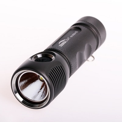 SC600w Mk III HI 18650 Flashlight with Neutral White High Intensity XHP35
