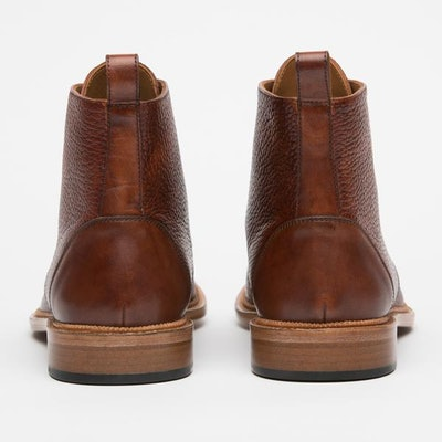 The Rome Boot in Brown – TAFT