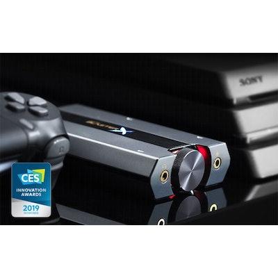 Sound BlasterX G6 7.1 HD Gaming DAC and External USB Sound Card with Xamp Headph