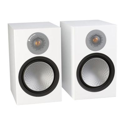 Silver 100 | Bookshelf Speakers | Monitor Audio