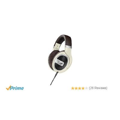 Amazon.com: Sennheiser HD 599 Open Back Headphone: Electronics