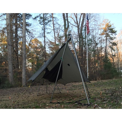 The Ultimate Hammock Stand - Camping - TATO GEAR
