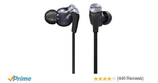 Sony MDR-XB90EX Extra Bass (XB) Headphones