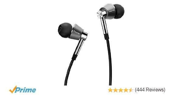 Amazon.com: 1MORE Triple Driver In-Ear Headphones (Earphones/Earbuds/Headset) wi