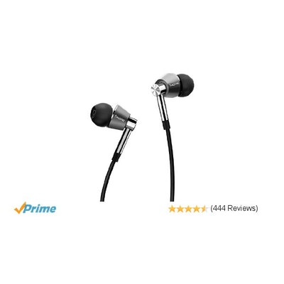 Amazon.com: 1MORE Triple Driver In-Ear Headphones (Earphones/Earbuds/Headset) wi