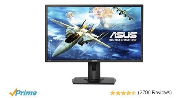 ASUS 24-inch Full HD FreeSync Gaming Monitor VG245H