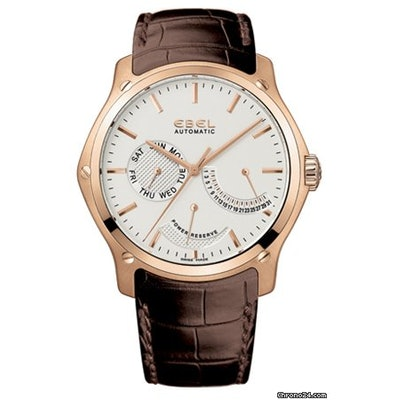 Ebel Classic Hexagon rose gold for C$7,193 for sale from a Trusted Seller on Ch