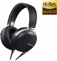 Sony Over-the-Ear Hi-Res Headphones Black MDRZ7 - Best Buy