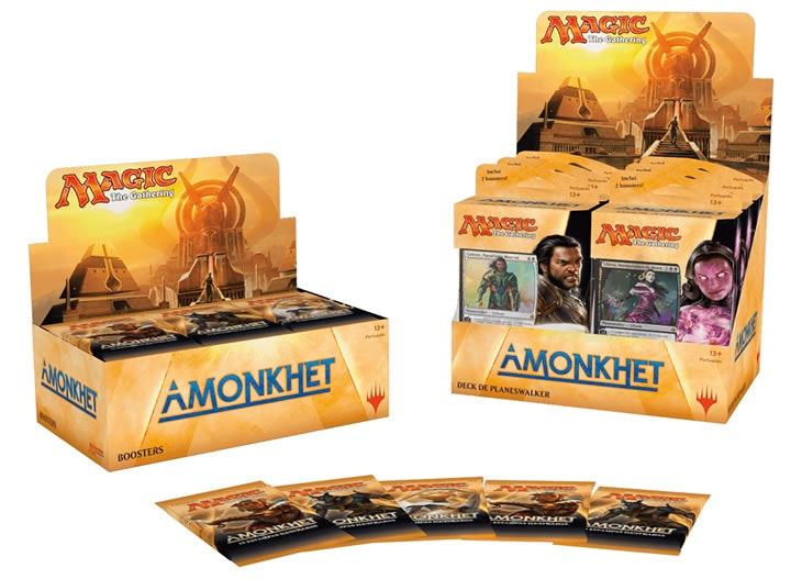 Amonkhet Products | Booster Box, Fat Pack, Full Sets, Etc.
