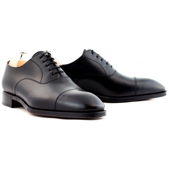 Yanko 915 Plain cap toe oxford