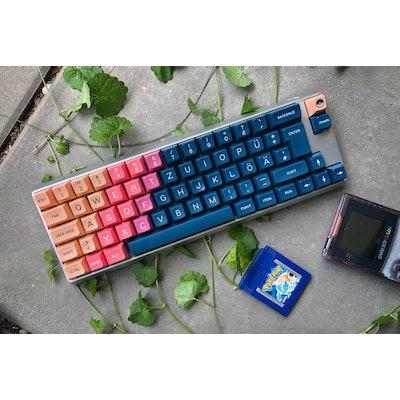 SA Vilebloom Custom Keycap Set