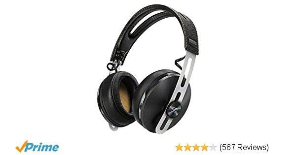 Amazon.com: Sennheiser HD1 Wireless Headphones with Active Noise Cancellation -