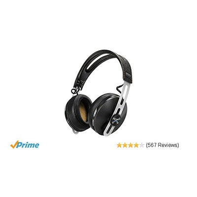 Amazon.com: Sennheiser HD1 Wireless Headphones with Active Noise Cancellation -