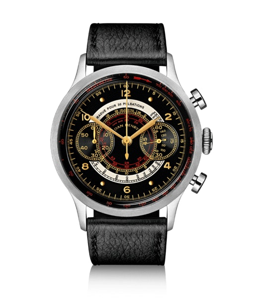 1939 Military Chronograph - DAN HENRY Vintage Watches – Dan Henry Watches