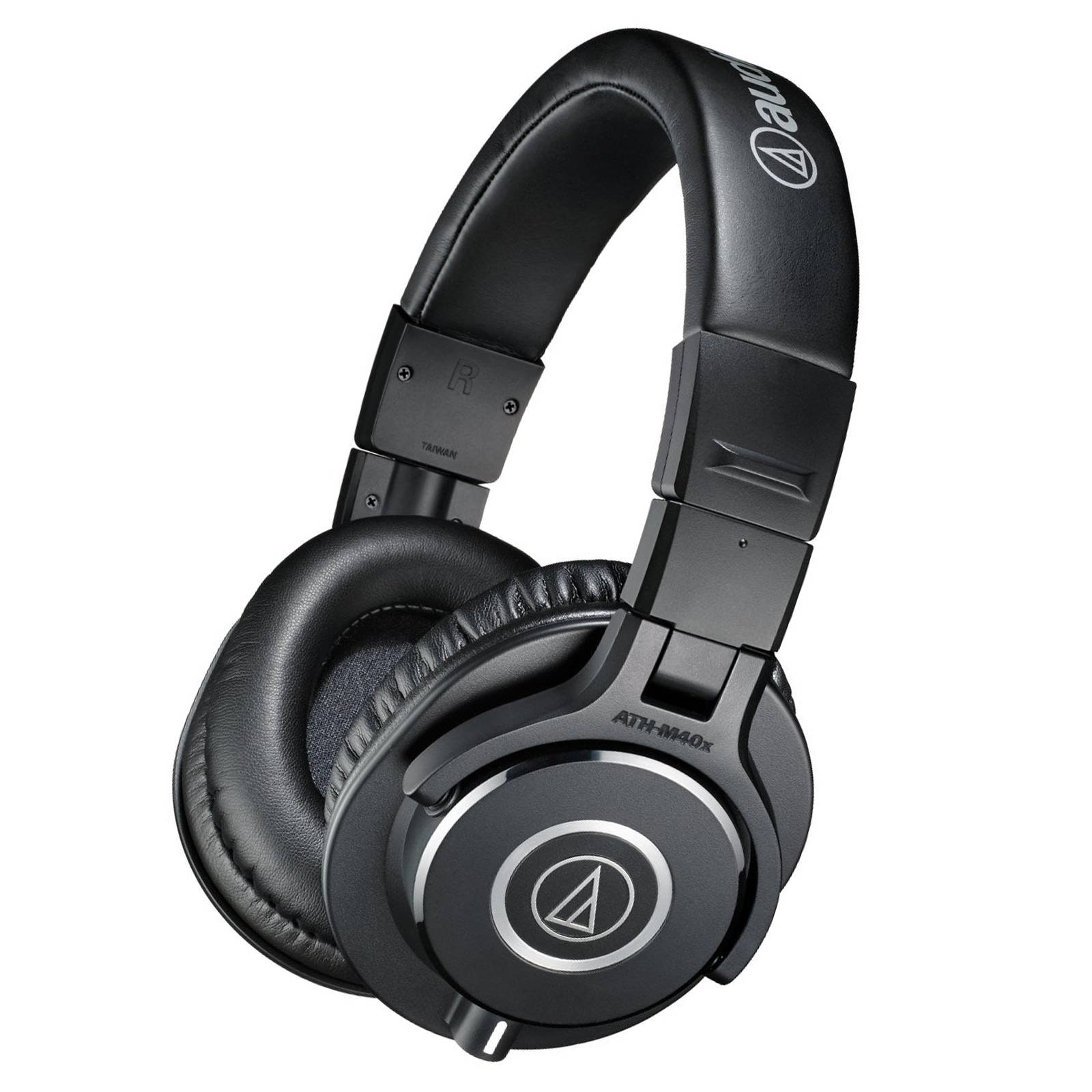Audio-Technica ATH-M40X Professional Headphones - Black: Amazon.co.uk: Musical I