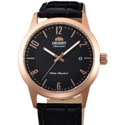 Orient Howard Automatic Watch with Black Dial #AC05005B