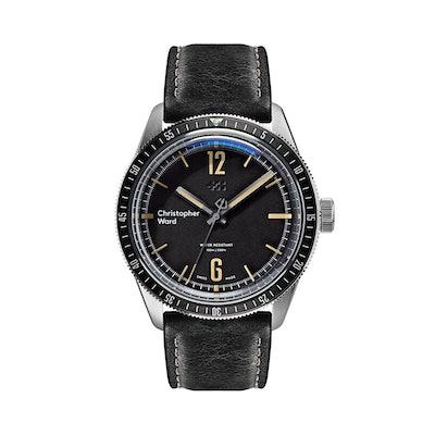 C65 Trident Diver - Black - Black - Christopher Ward