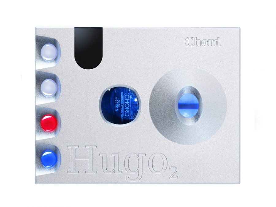 Hugo 2 - Chord Electronics Ltd