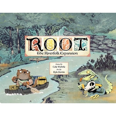 Root: The Riverfolk Expansion | Board Game