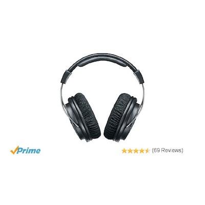 Shure SRH1540 Premium Closed-Back Headphones: Musical Instruments