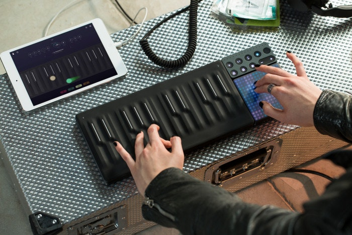 Seaboard Block - Super Powered Keyboard | ROLIROLICart iconStore LocatorPlay ico