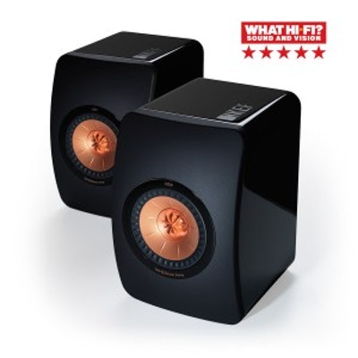 KEF LS50 - Flagship Hi-Fi Speakers  - United States