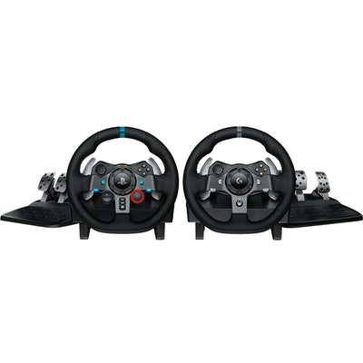 Logitech G920 & G29 Driving Force Steering Wheels & Pedals