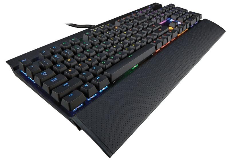 Corsair Gaming K70 RGB Mechanical Gaming Keyboard — Cherry MX Brown