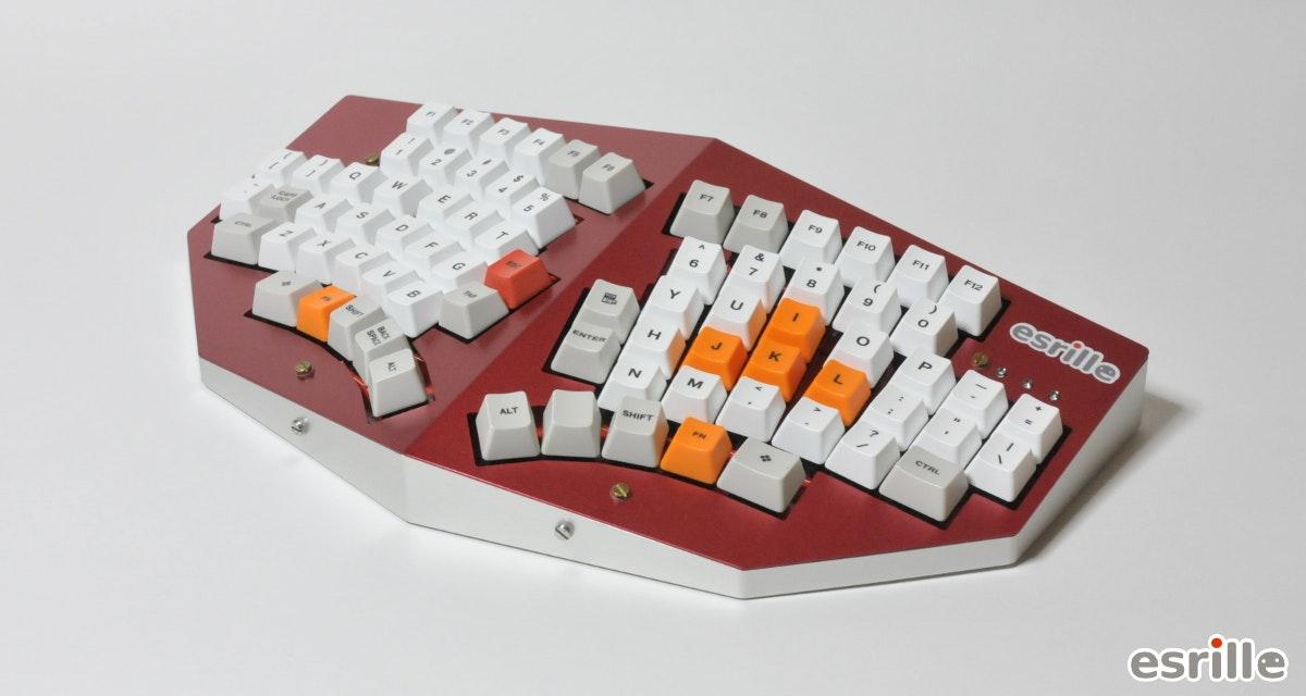 Esrille New Keyboard