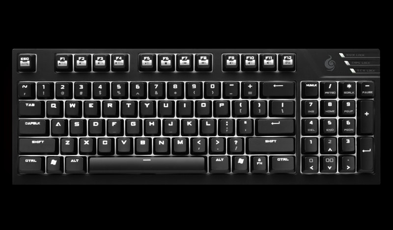 Cooler Master Gaming » Products: Quick Fire TK
