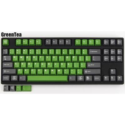 """DCS """"GreenTea"""" Keyset"""