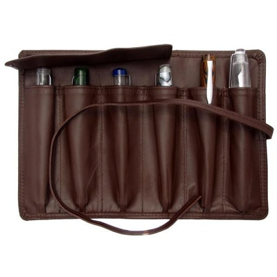 FPR Leather Roll-up Pen Pouch – Fountain Pen Revolution