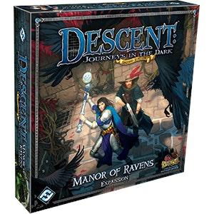 Manor of Ravens - Fantasy Flight Games