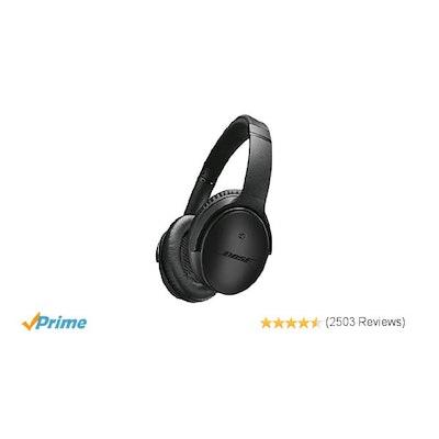 Amazon.com: Bose QuietComfort 25 Noise Cancelling Headphones, Special Edition fo